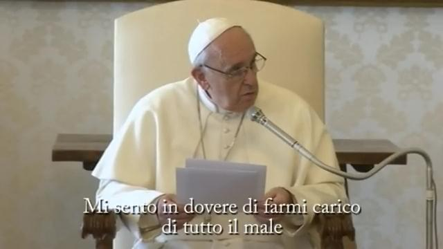 The Italian press has placed an interesting interpretation on Pope Francis'  Friday comments on the clergy abuse. It reports that in the pope's mind  clergy ...